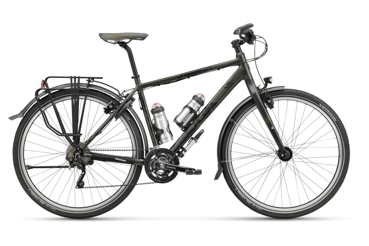Koga Worldtraveller29 2017 29 Zoll günstig kaufen | Fahrrad XXL