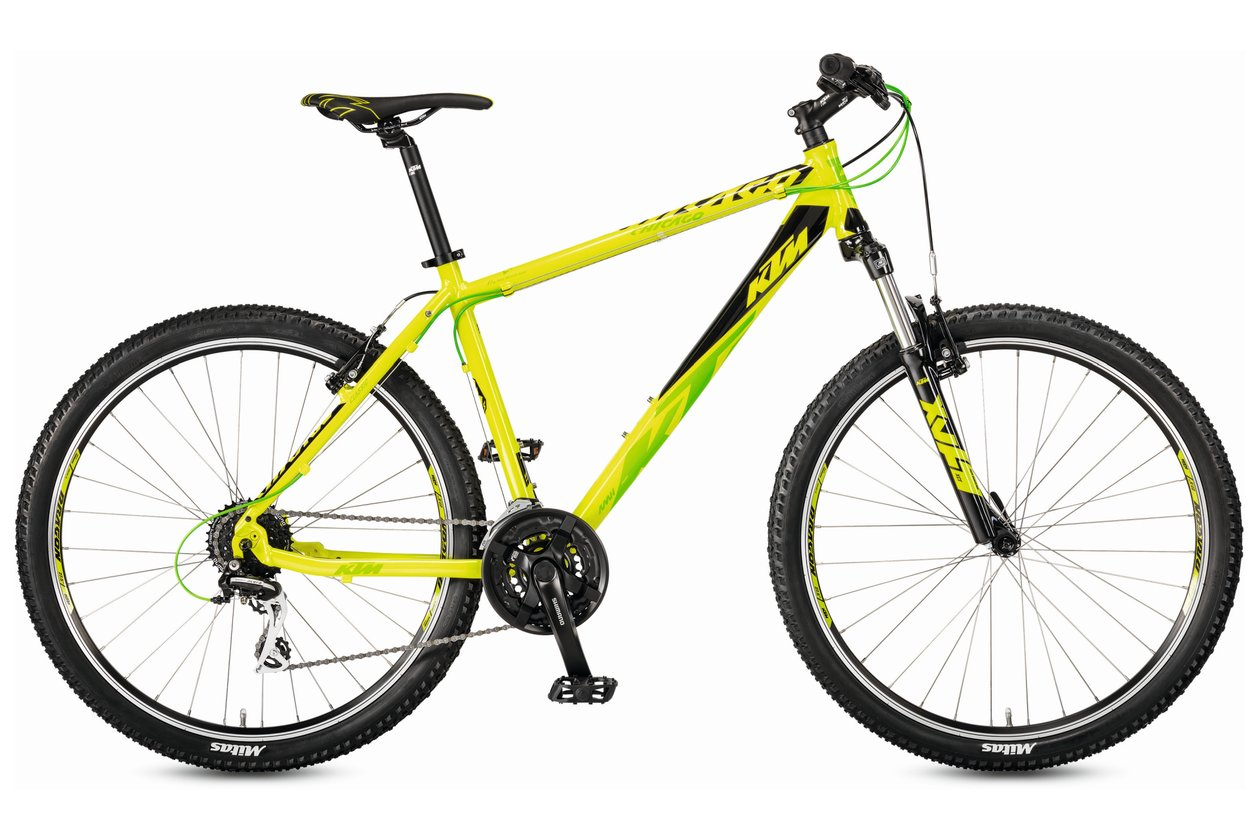 KTM Chicago 27.24 Classic - 2017 - 27,5 Zoll - Hardtail
