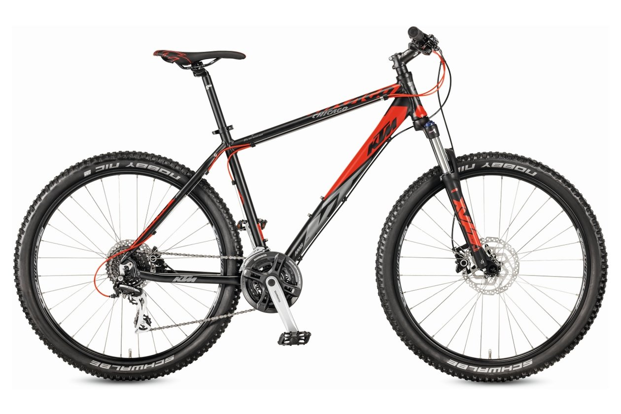 KTM Chicago 27.24 Disc H - 2017 - 27,5 Zoll - Hardtail