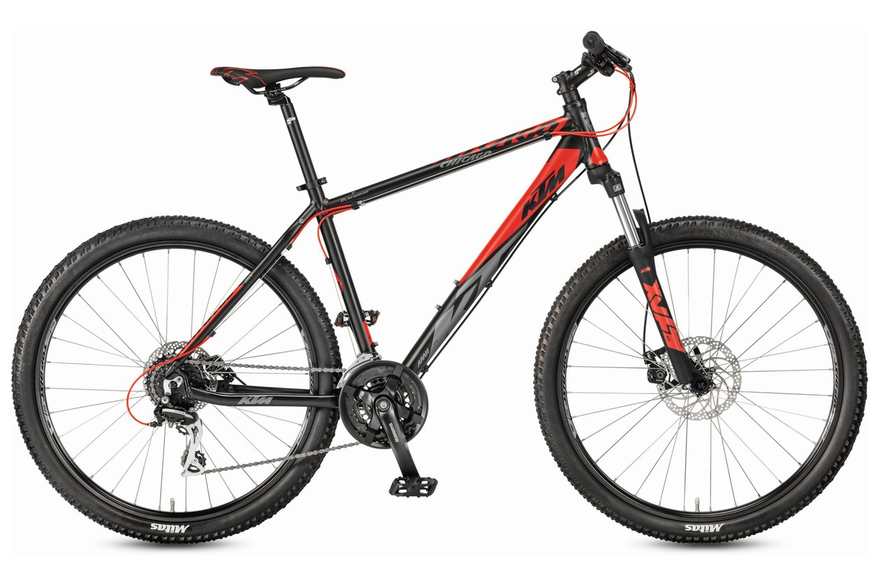 KTM Chicago 27.24 Disc M - 2017 - 27,5 Zoll - Hardtail