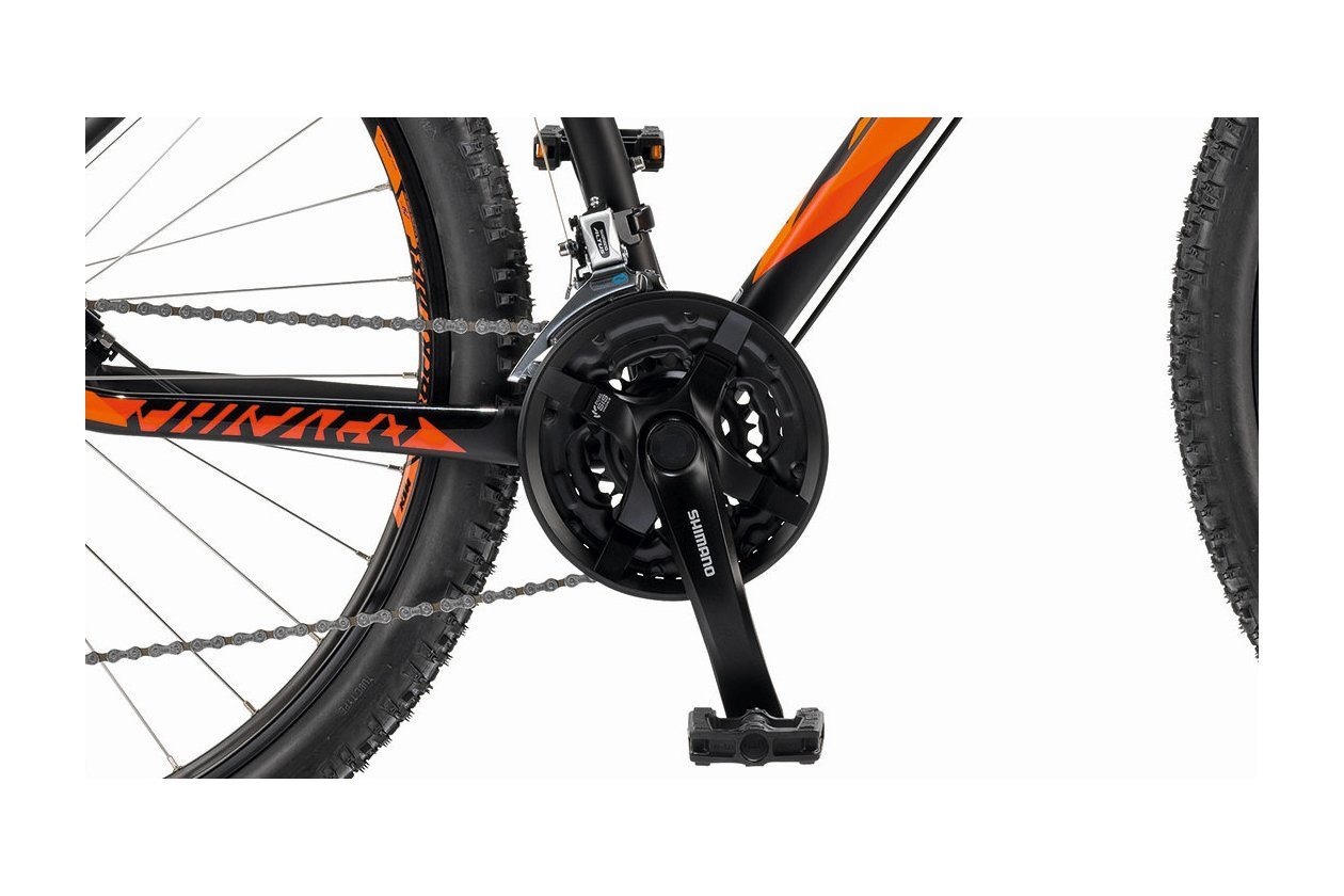 KTM Chicago 29.24 Disc H - 2018 - 29 Zoll - Hardtail