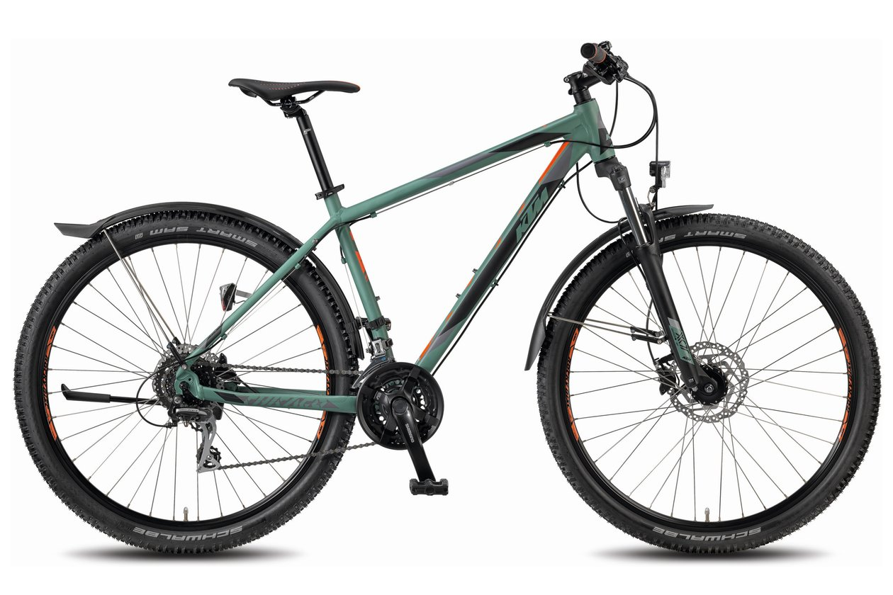 KTM Chicago 29.24 HD Street - 2018 - 29 Zoll