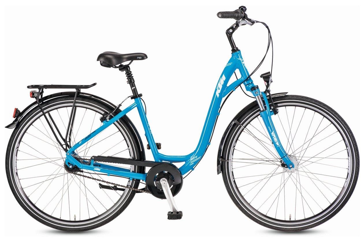 ktm city line 28 7 2017 28 zoll g nstig kaufen fahrrad xxl. Black Bedroom Furniture Sets. Home Design Ideas