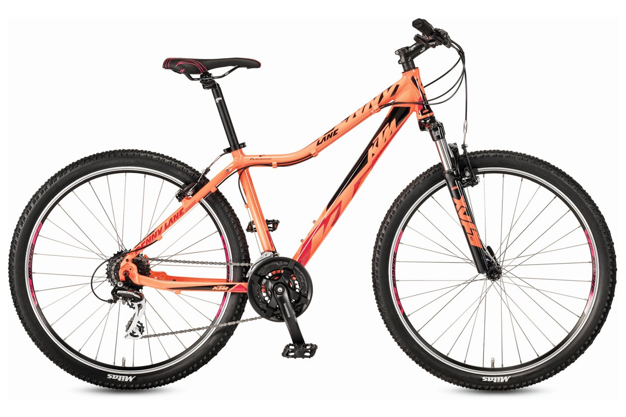 KTM Penny Lane 27.24 Classic 47 - 2017 - 27,5 Zoll - Hardtail