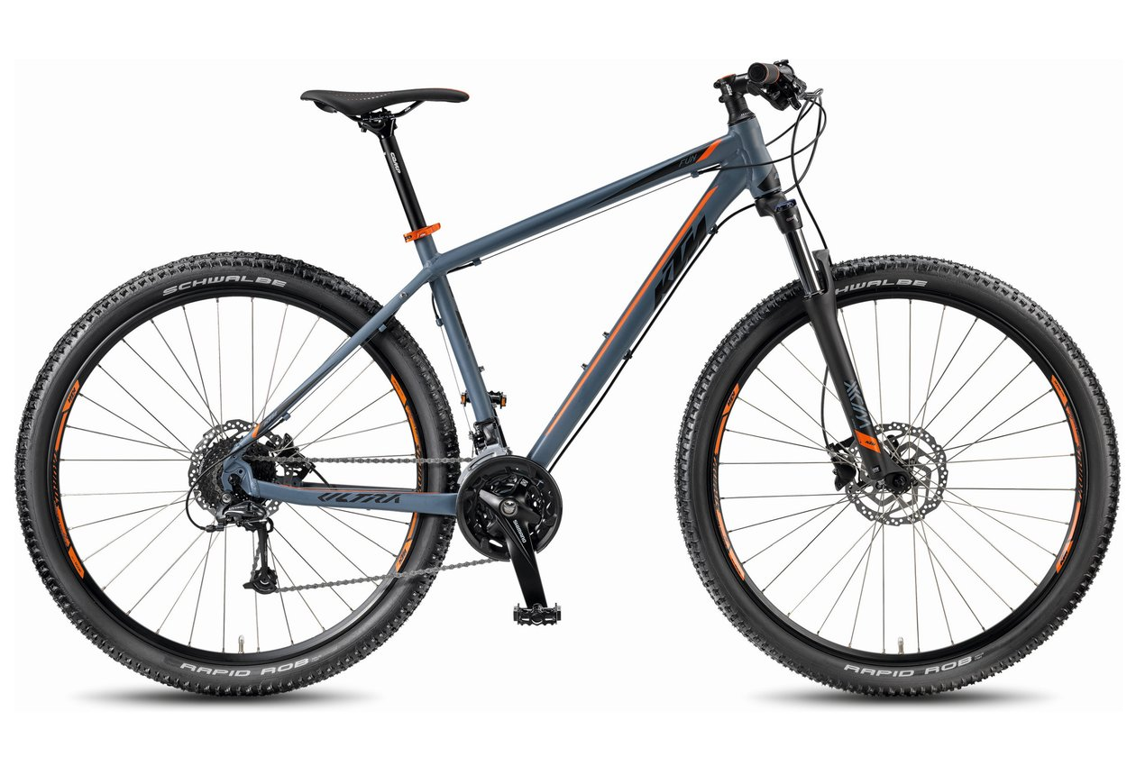 KTM Ultra Fun 29.27 - 2018 - 29 Zoll - Hardtail