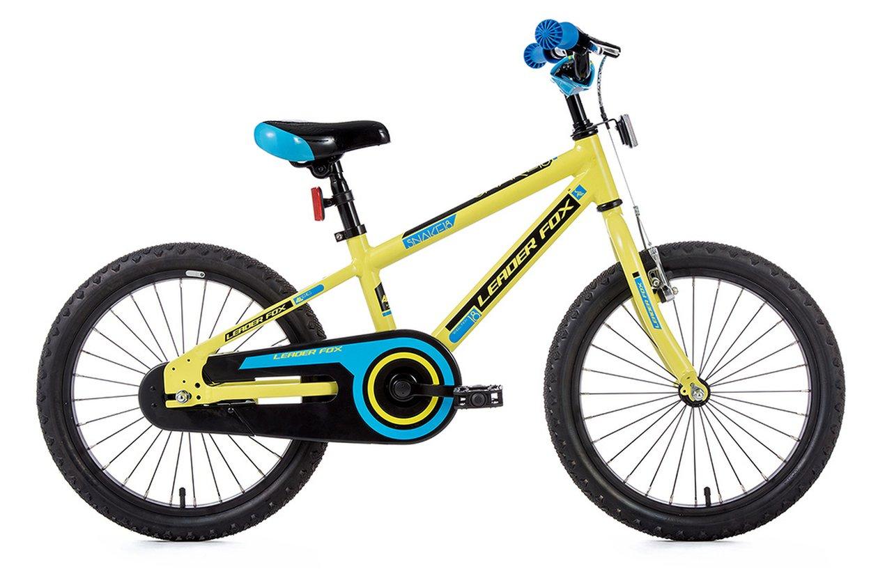 Leaderfox Snake 18 - Santo Boy 18 2017 18 Zoll -22% | Fahrrad XXL