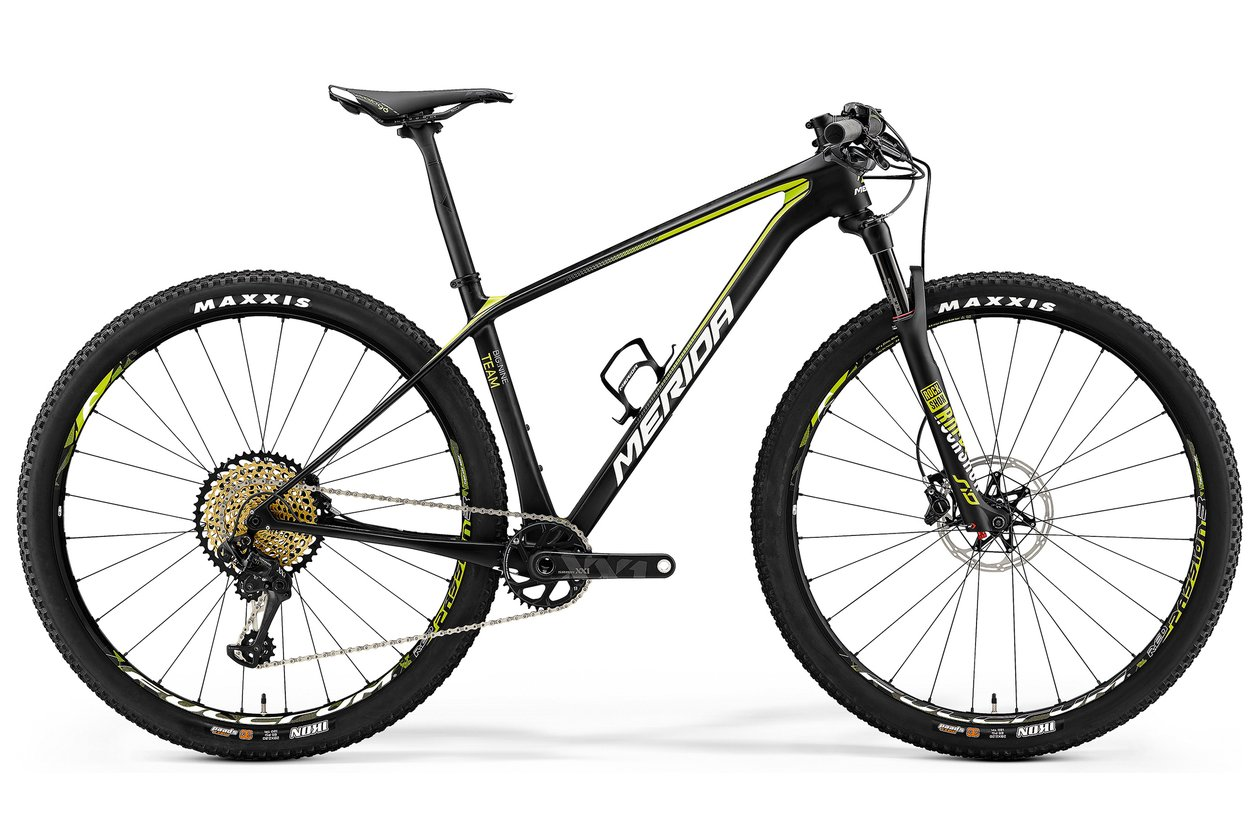 Merida Big.Nine Team - 2018 - 29 Zoll - Hardtail