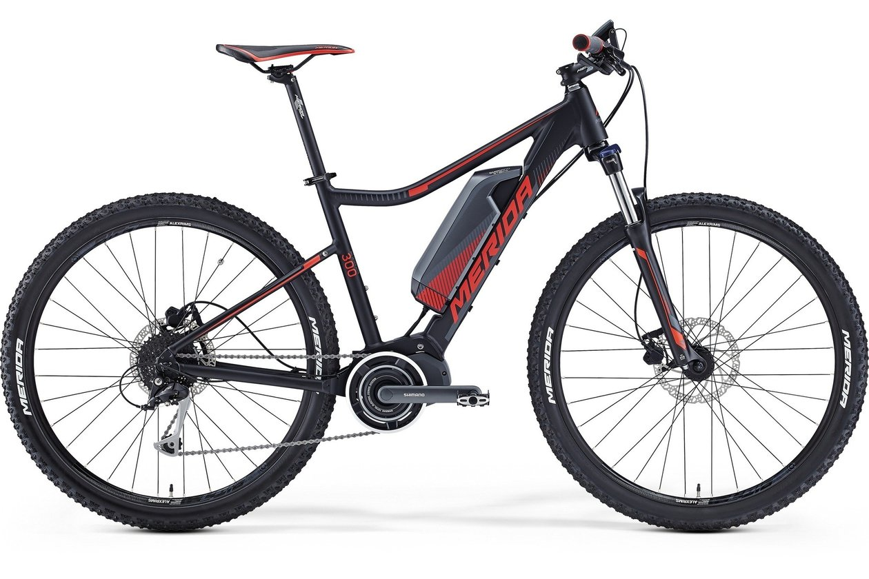 Merida Big.Seven E-Lite 300 - 2016 - 27,5 Zoll - Hardtail
