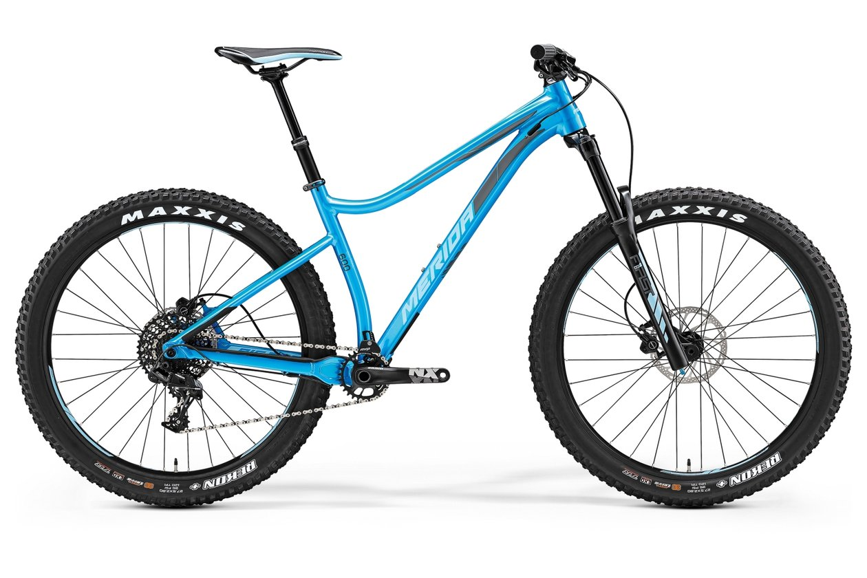 Merida Big.Trail 600 - 2017 - 27,5 Plus Zoll - Hardtail