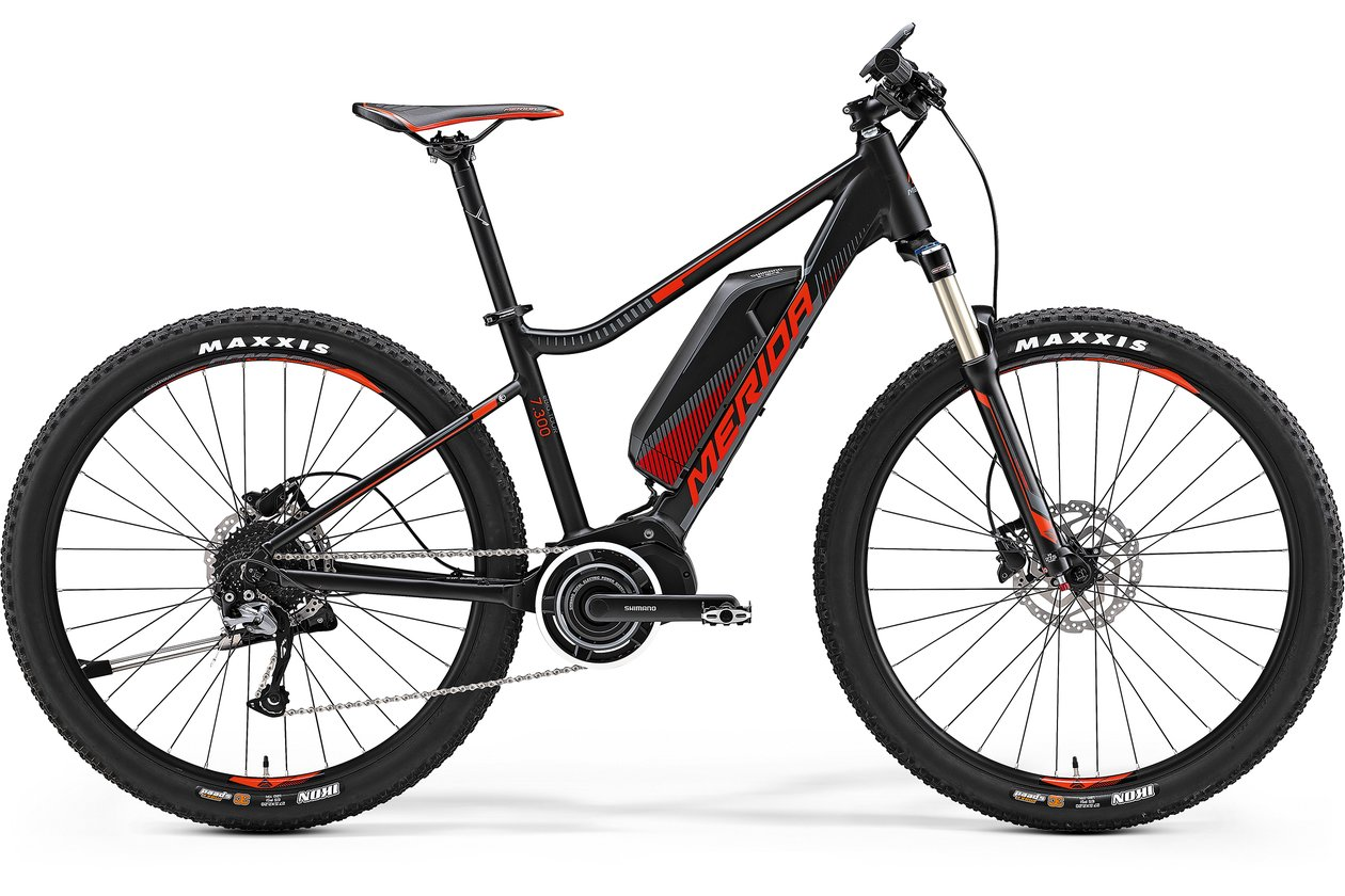 Merida eBig.Tour 9.300 - 418 Wh - 2017 - 29 Zoll - Hardtail