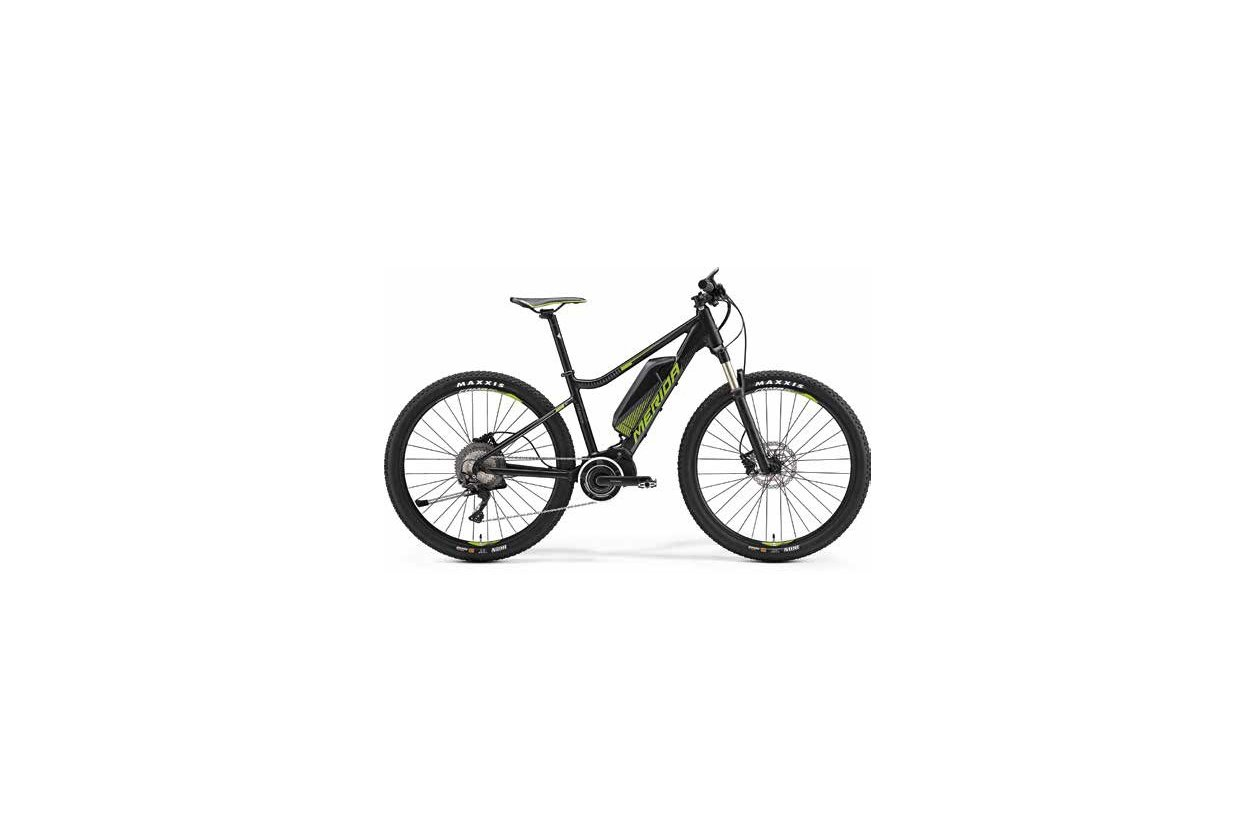 Merida eBig.Tour 9.XT-Edition - 418 Wh - 2017 - 29 Zoll - Hardtail