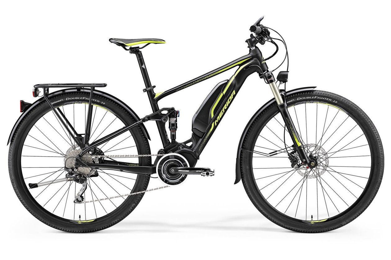 Merida eNinety-Nine 500 EQ - 500 Wh - 2017 - 29 Zoll - Fully