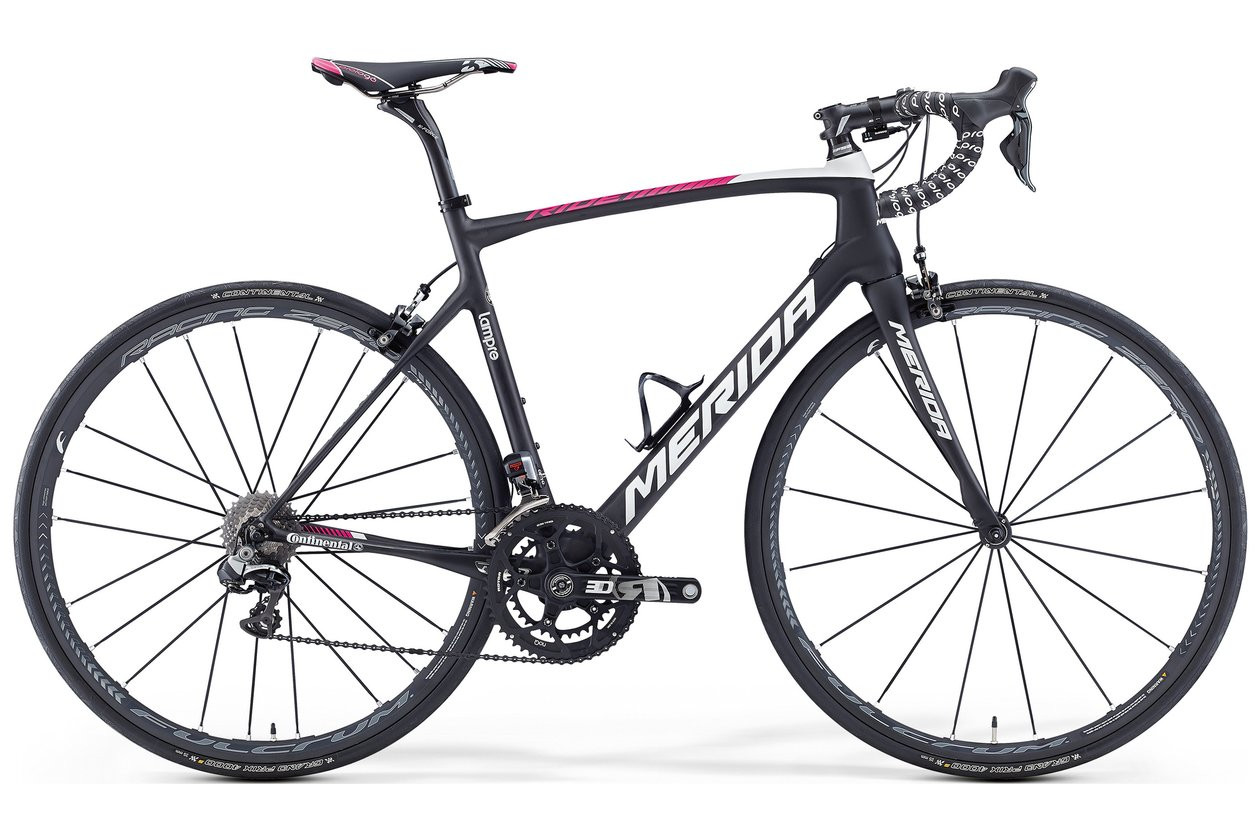 Merida Ride Team-E - 2016 - 28 Zoll