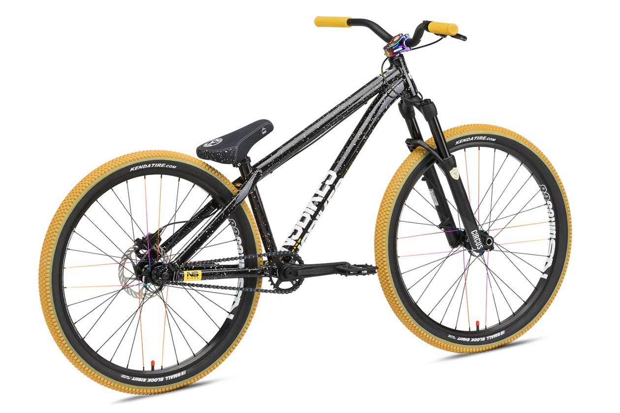 NS Bikes Movement 1 - 2018 - 26 Zoll - Dirt