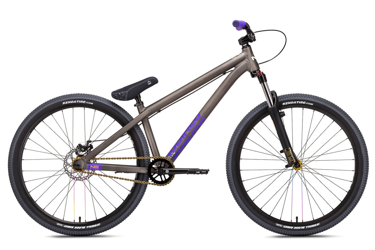 NS Bikes Movement 3 - 2018 - 26 Zoll - Dirt