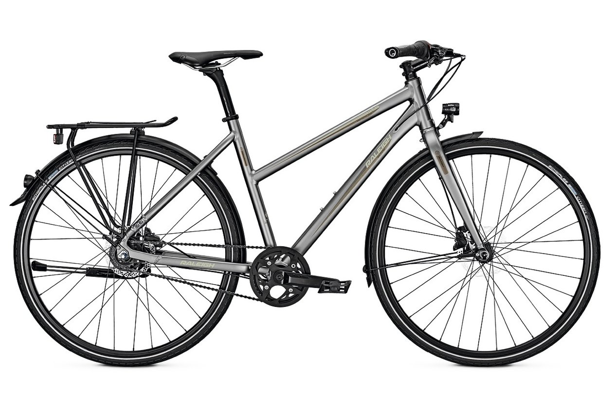 Raleigh Nightflight DLX - 2017 - 28 Zoll - Damen Sport