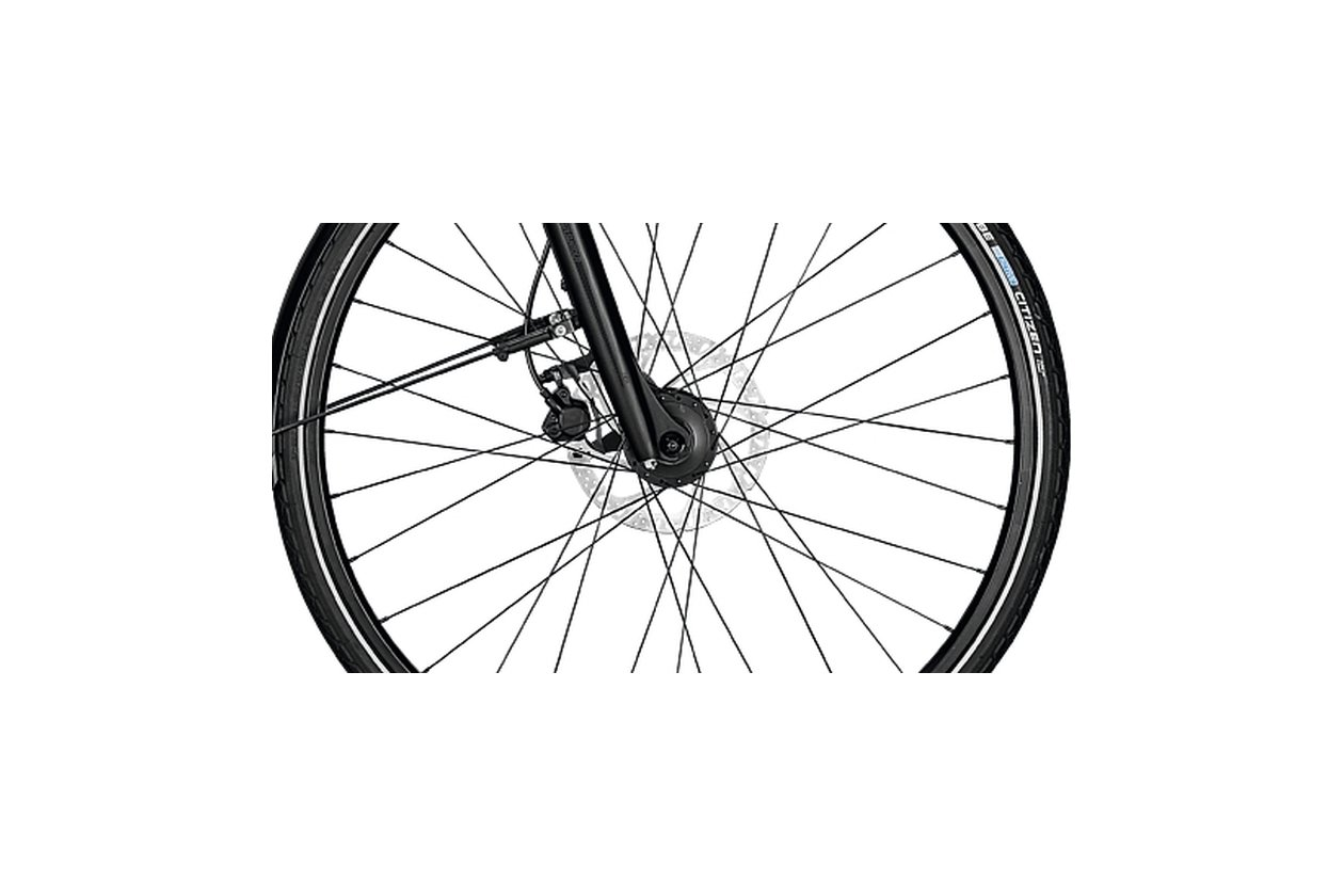Raleigh Rushhour Ltd - 2018 - 28 Zoll - Diamant