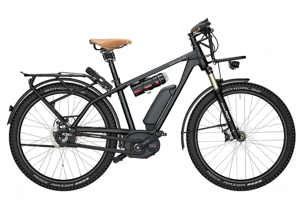 Riese und Müller Charger GX Rohloff - 2017 - 27,5 Zoll