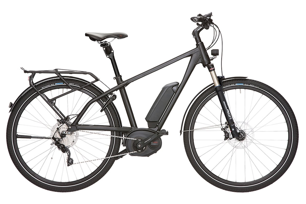 Riese und Müller Charger touring - 500 Wh - 2018 - 28 Zoll - Diamant