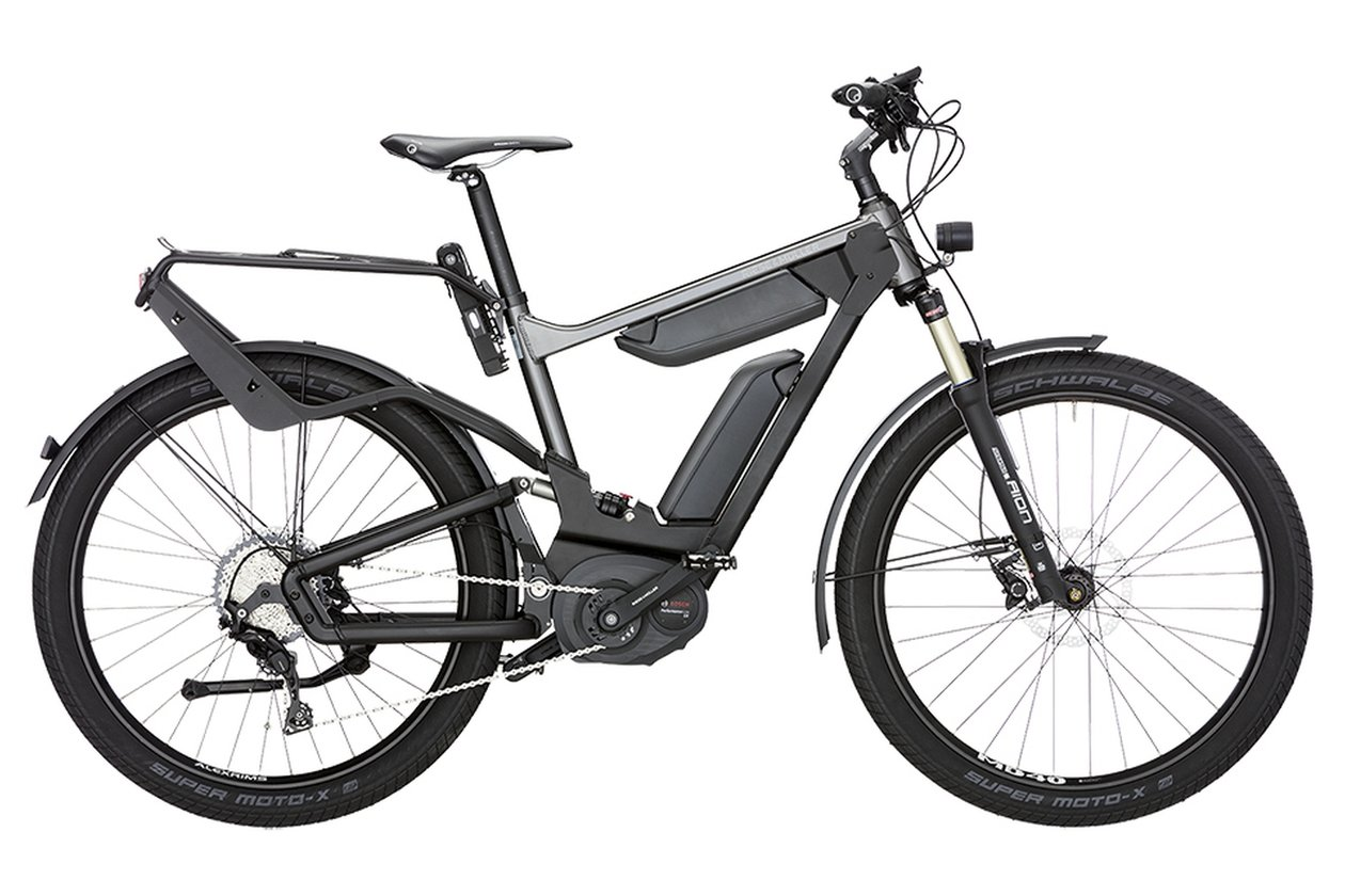 Riese und Müller Delite GT touring (Dual Battery) - 2018 - 27,5 Zoll - Fully