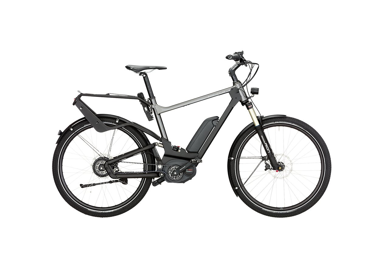 Riese und Müller Delite nuvinci - 500 Wh - 2018 - 27,5 Zoll - Fully