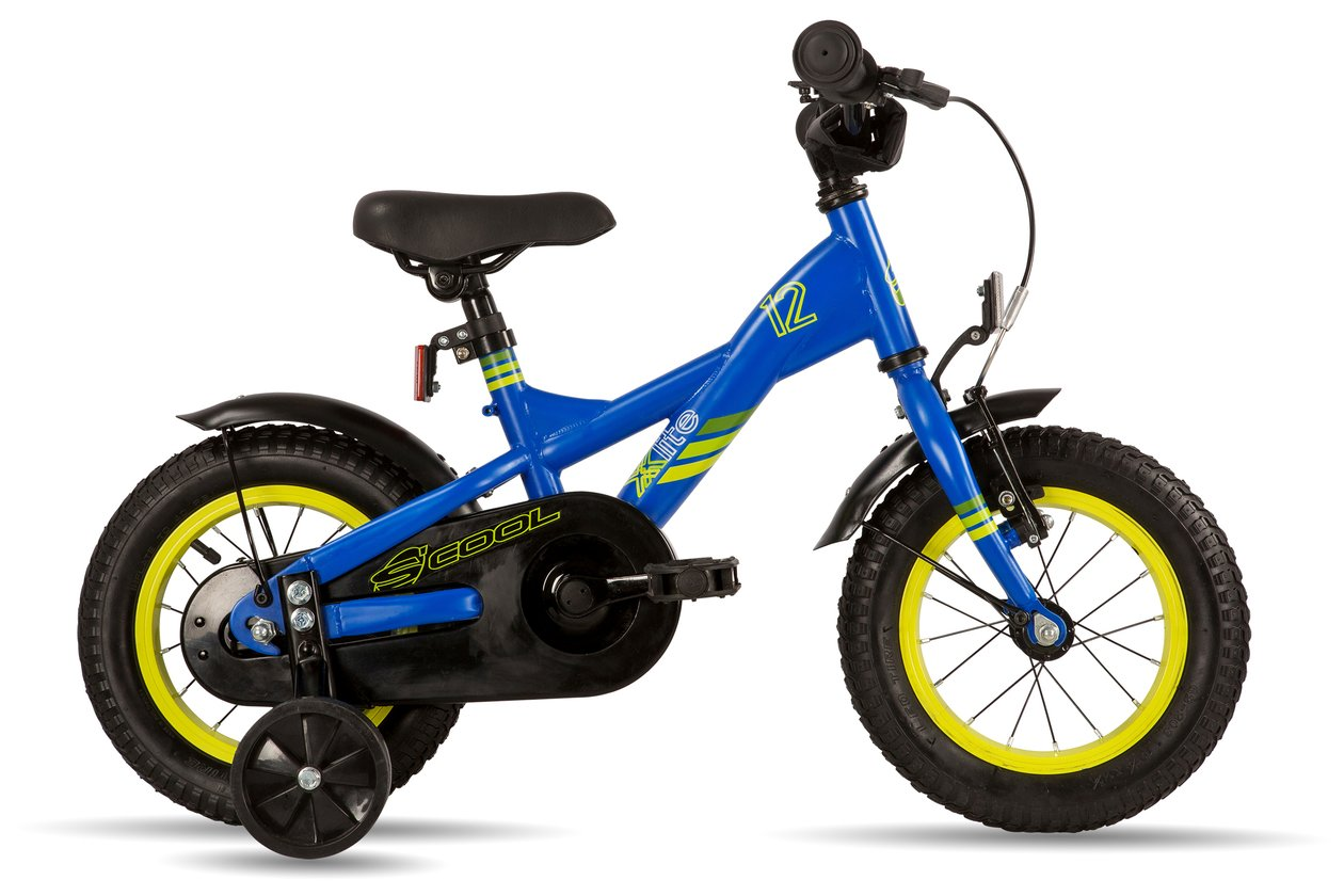 S'cool XXlite 12 steel - 2017 - 12 Zoll