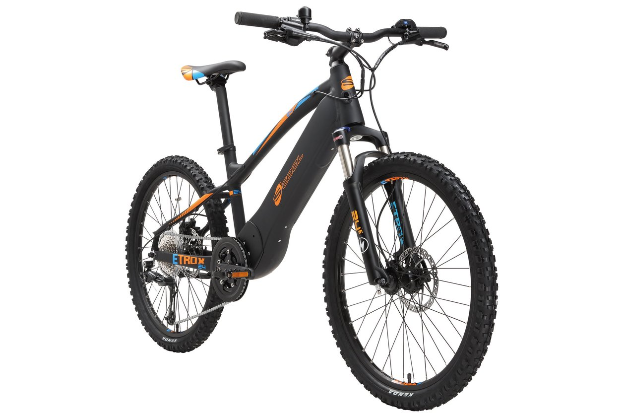 S'cool e-troX 24 9-S - 400 Wh - 2017 - 24 Zoll - Hardtail