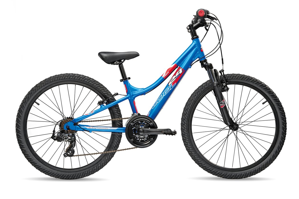 S'cool troX comp 24 21-S - 2017 - 24 Zoll - Hardtail