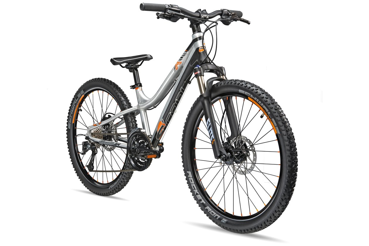S'cool troX Elite 24 27-S - 2018 - 24 Zoll - Hardtail