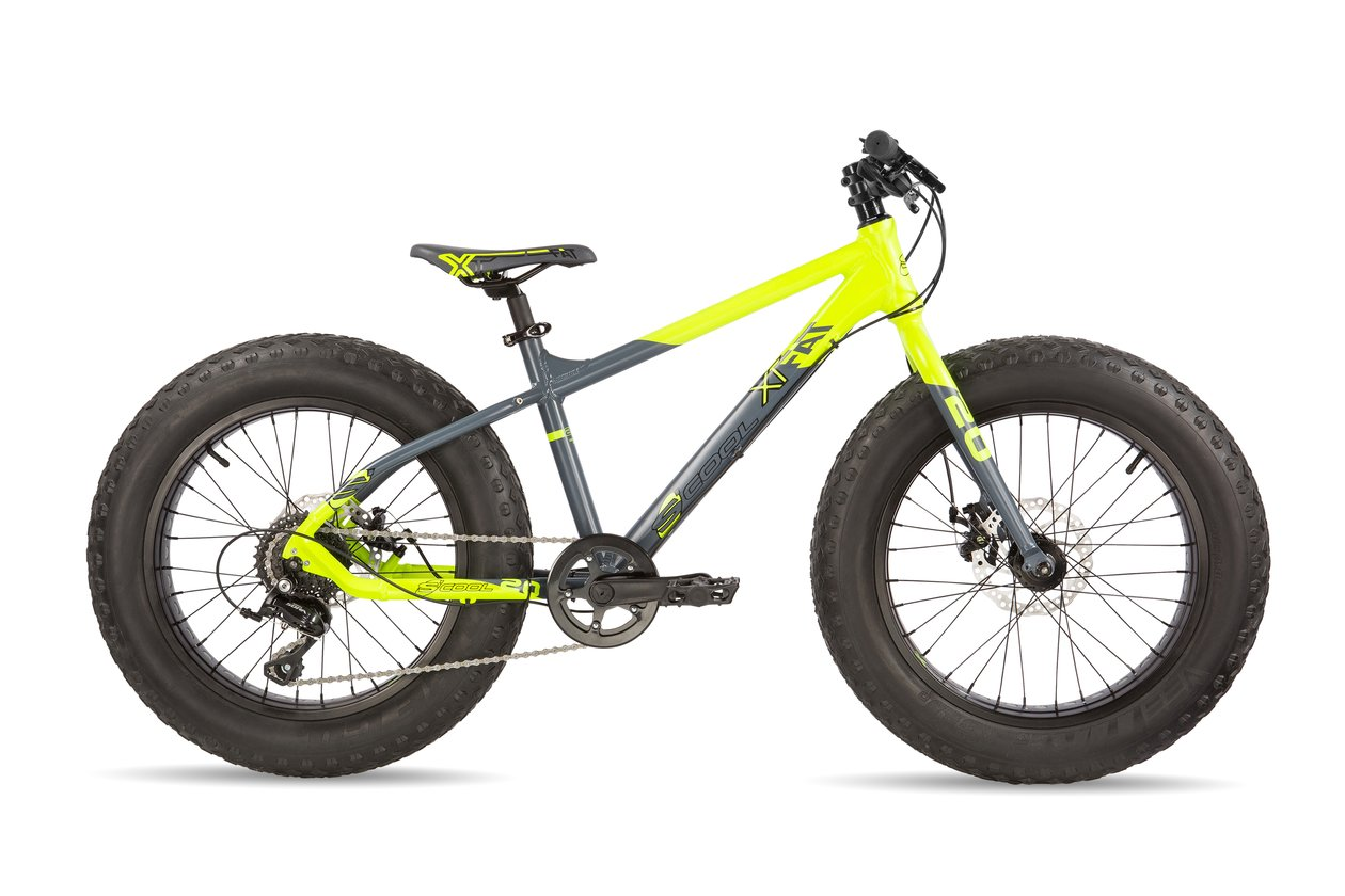 S'cool XTfat 20 9-S - 2018 - 20 Zoll - Hardtail