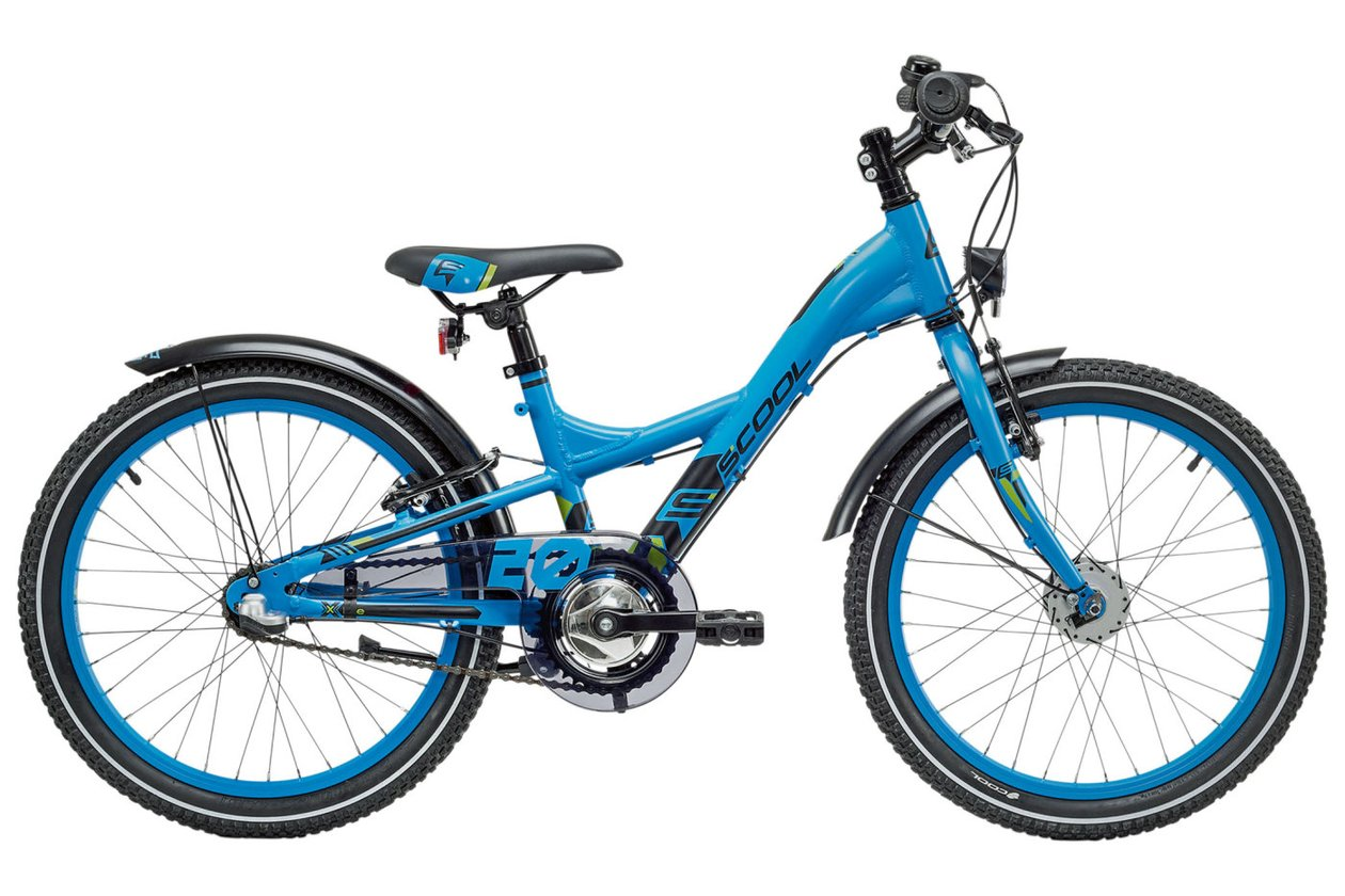 S'cool XXlite Alloy 20 3-S - 2018 - 20 Zoll - Y-Form