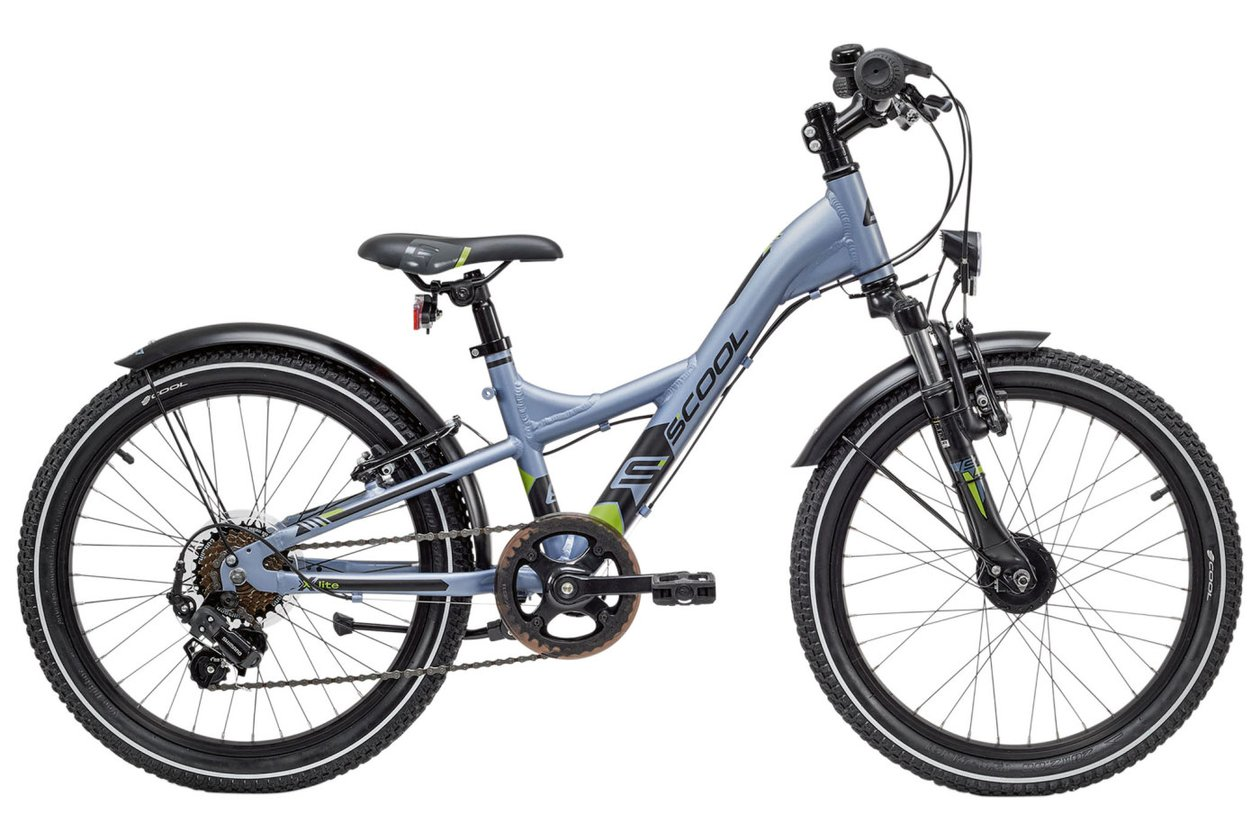 S'cool XXlite Alloy 20 7-S - 2018 - 20 Zoll - Y-Form