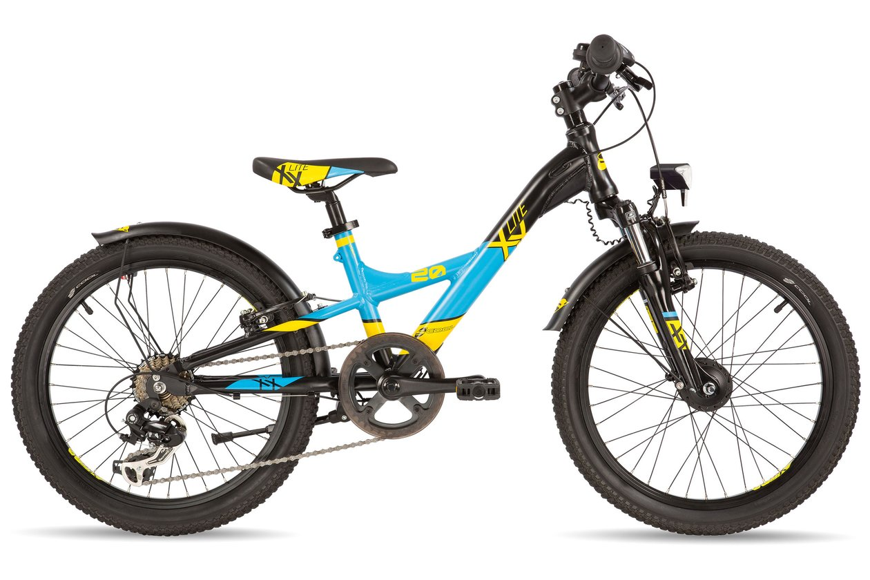 S'cool XXlite pro 20 7-S - 2017 - 20 Zoll - Y-Form
