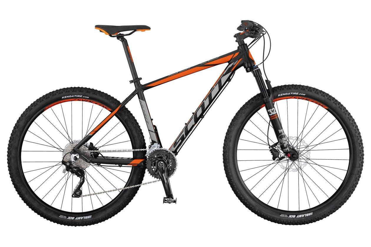 Scott Aspect 700 - 2017 - 27,5 Zoll - Hardtail