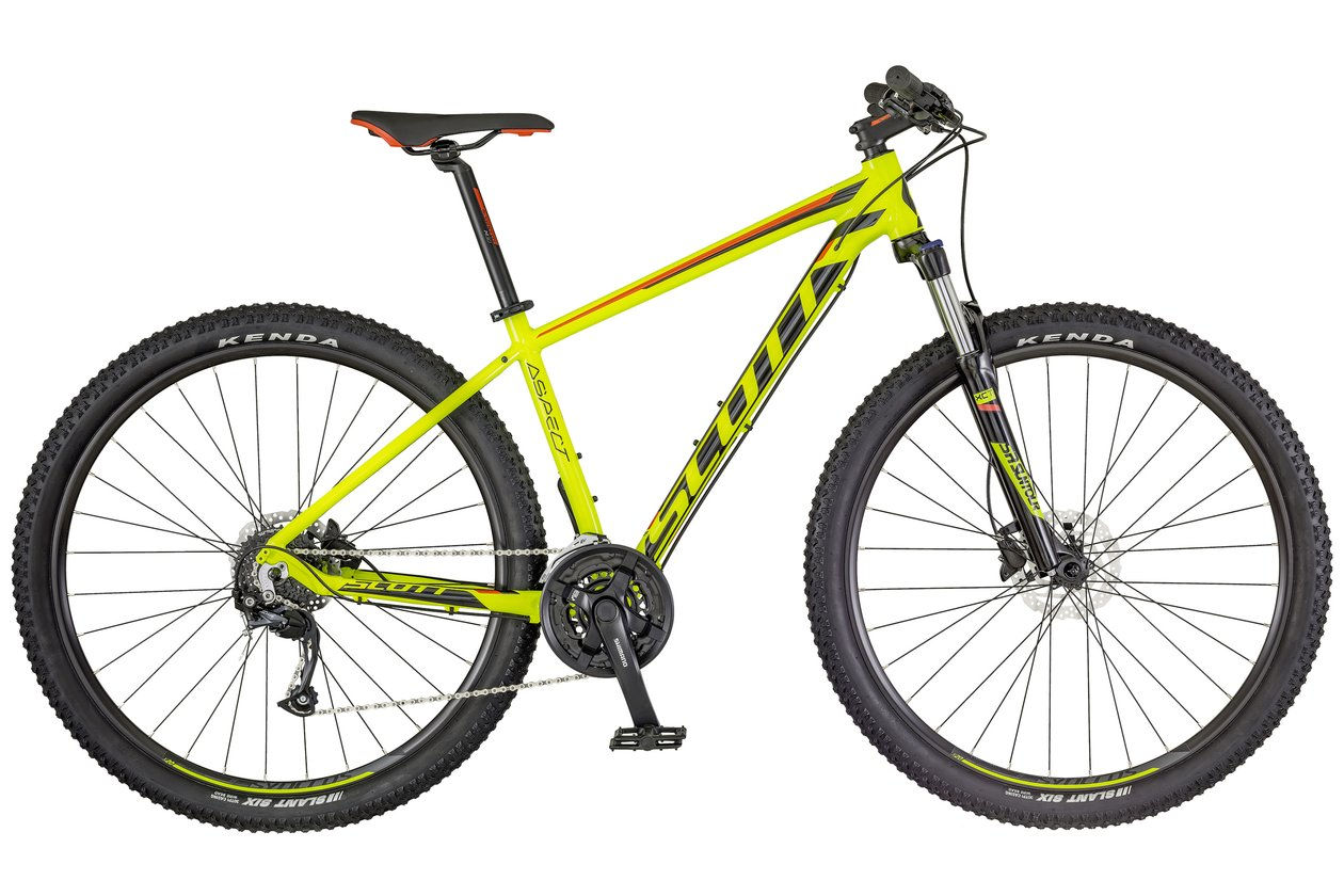 Scott Aspect 950 - 2018 - 29 Zoll - Hardtail