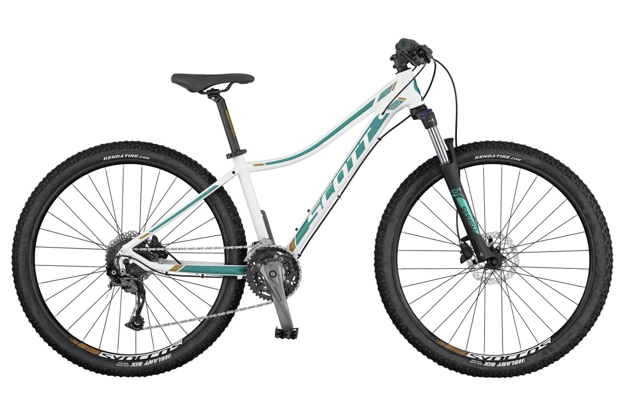 Scott Contessa 720 - 2017 - 27,5 Zoll - Hardtail