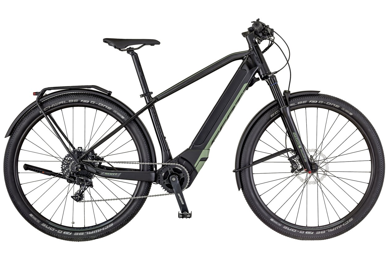 Scott E-Aspect AT - 500 Wh - 2018 - 29 Zoll - Hardtail