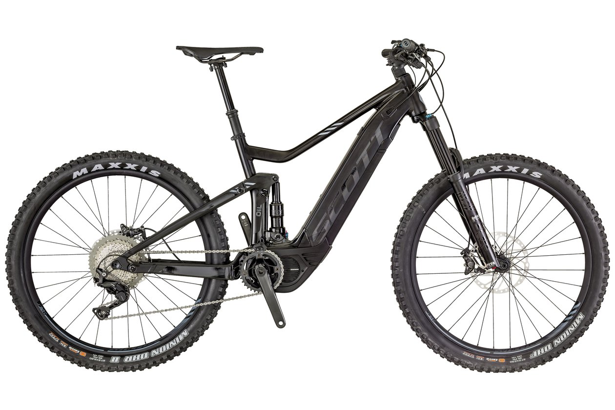Scott E-Genius 710 - 500 Wh - 2018 - 27,5 Zoll - Fully