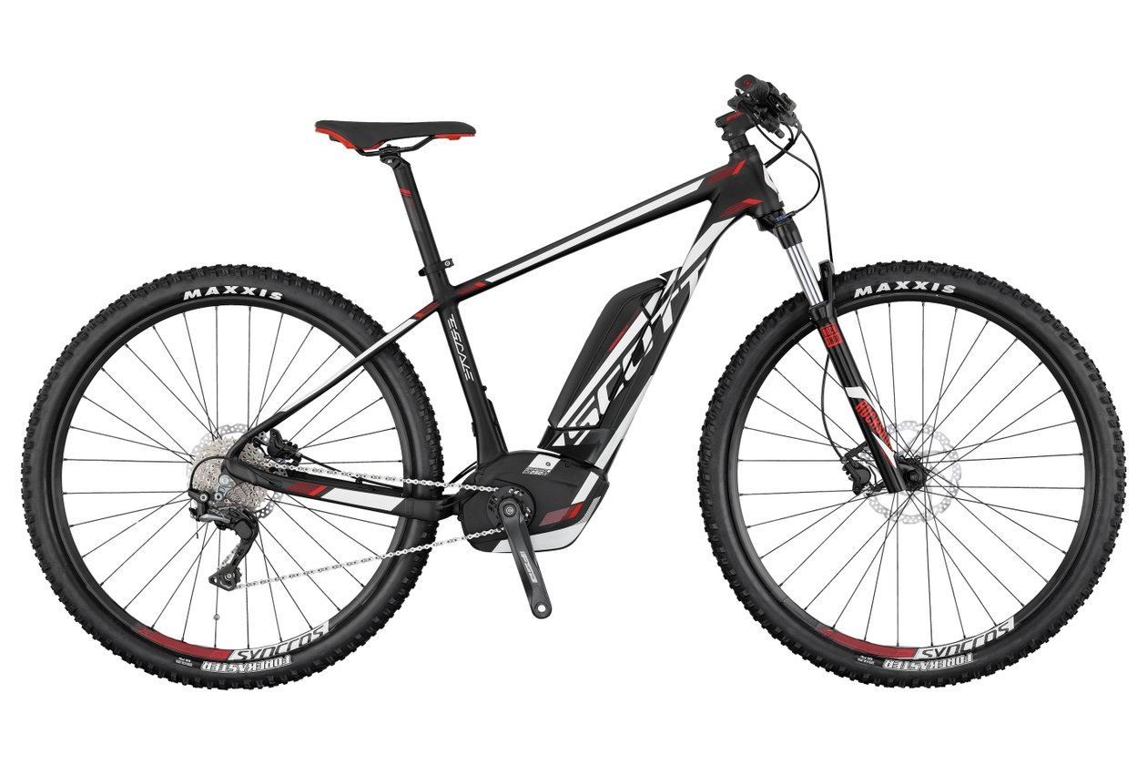 Scott E-Scale 730 - 2017 - 27,5 Zoll - Hardtail