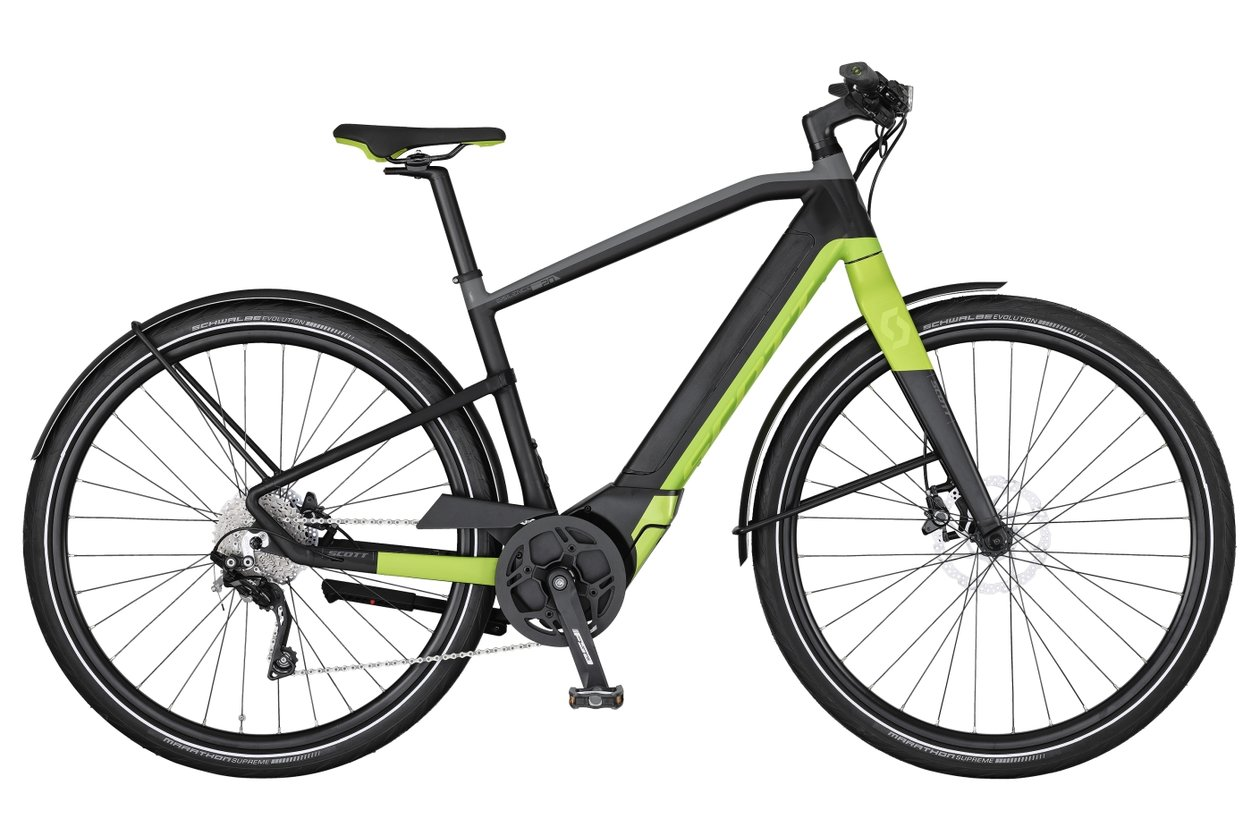 Scott E-Silence Speed 20 - 2017 - 28 Zoll