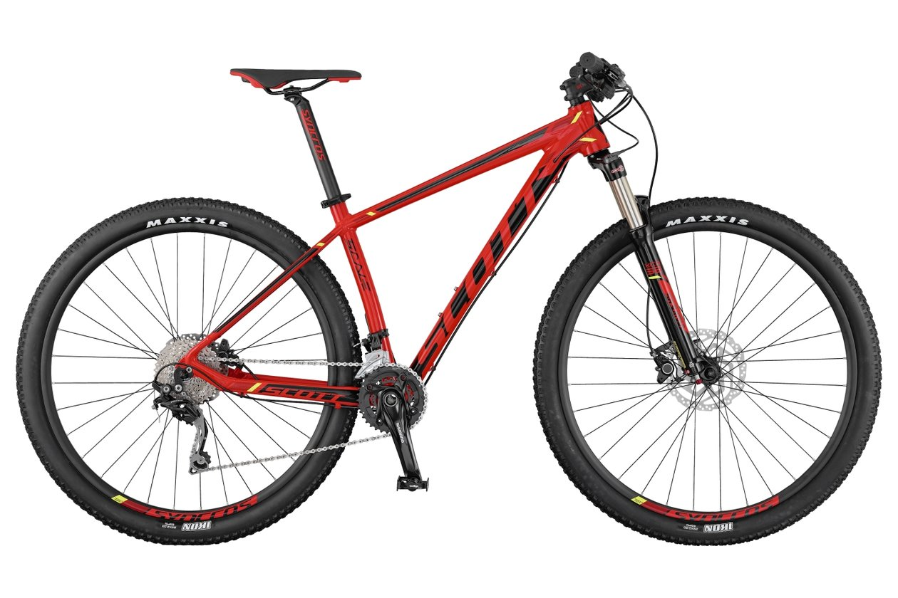 Scott Scale 970 - 2017 - 29 Zoll - Hardtail