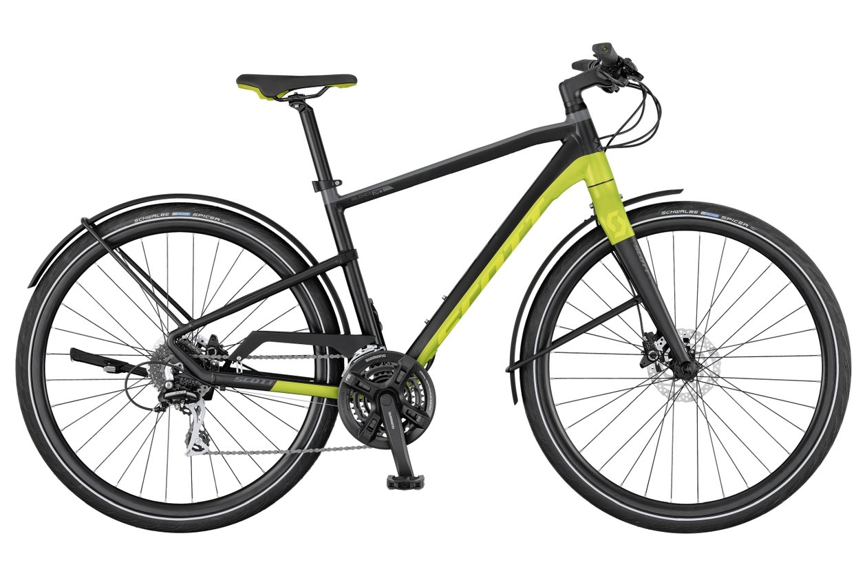 Scott Silence Speed 20 Men 2017 28 Zoll günstig kaufen | Fahrrad XXL