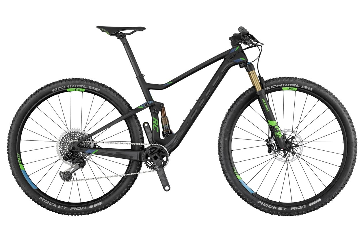 Scott Spark RC 700 Ultimate - 2017 - 27,5 Zoll - Fully