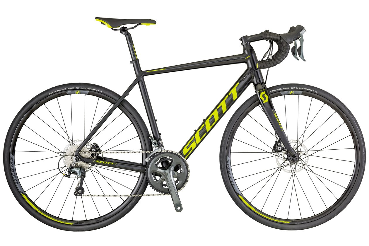 Scott Speedster 20 Disc - 2018 - 28 Zoll - Diamant