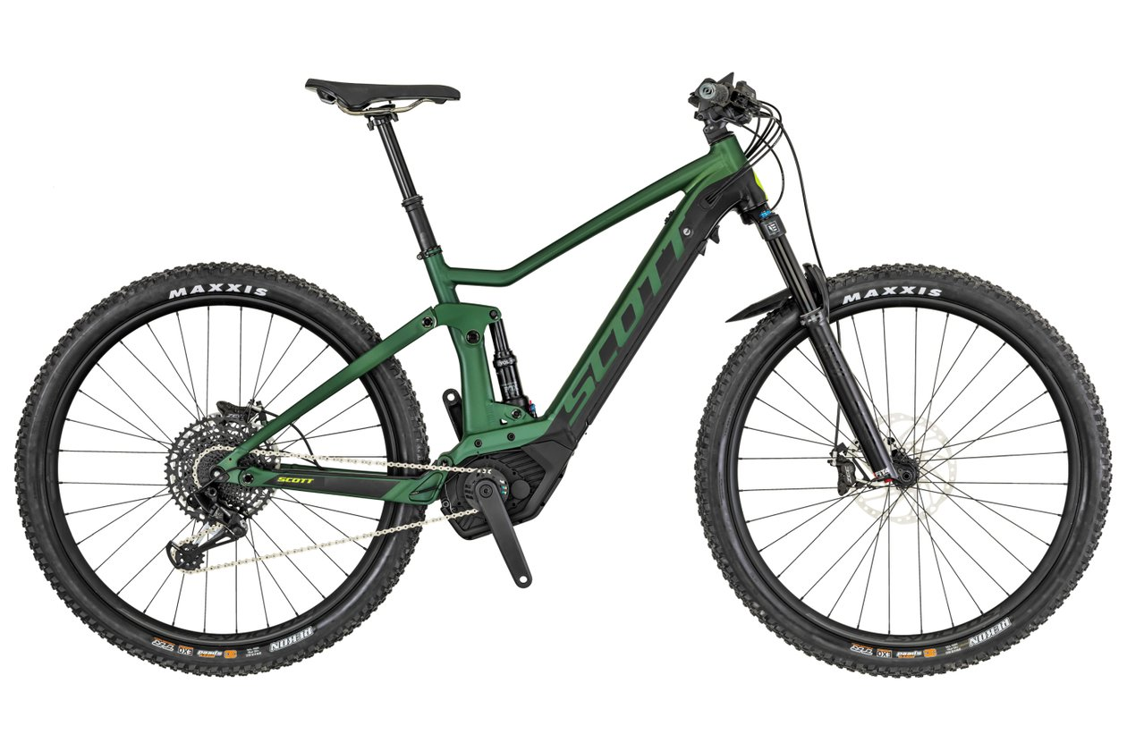 Scott Strike eRide 910 - 500 Wh - 2019 - 29 Zoll - Fully