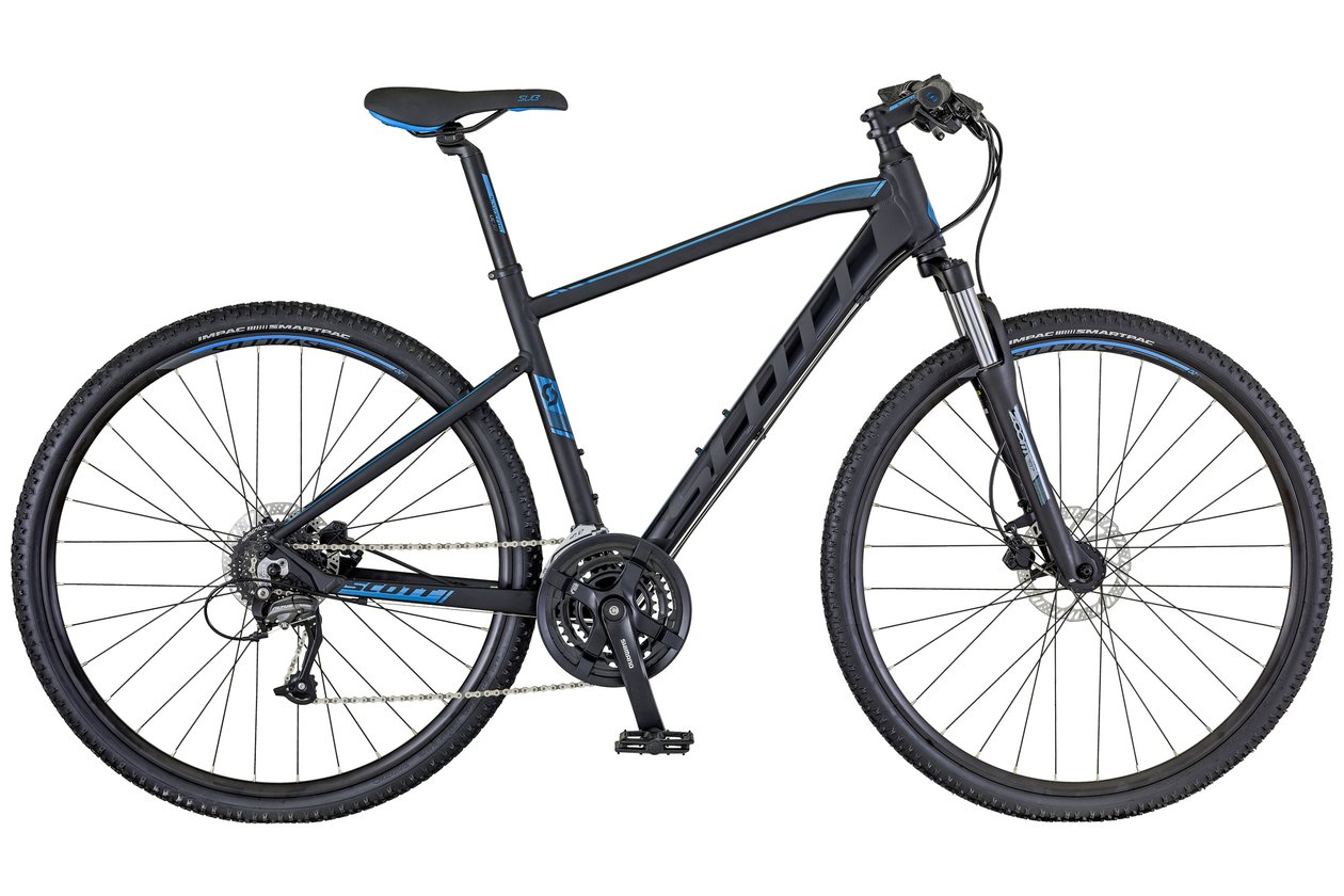 Scott Sub Cross 40 Men - 2018 - 28 Zoll - Diamant