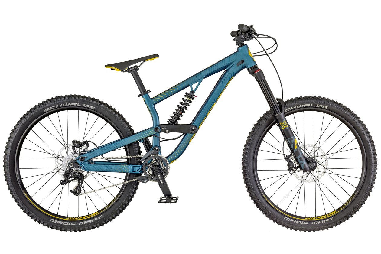 Scott Voltage FR 720 - 2018 - 27,5 Zoll - Fully