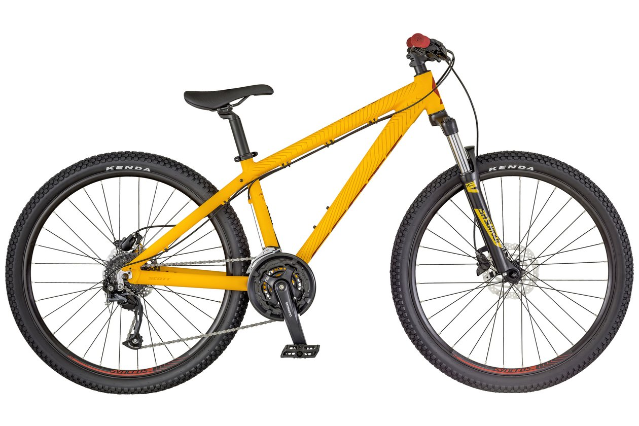Scott Voltage YZ 10 - 2018 - 26 Zoll - Hardtail