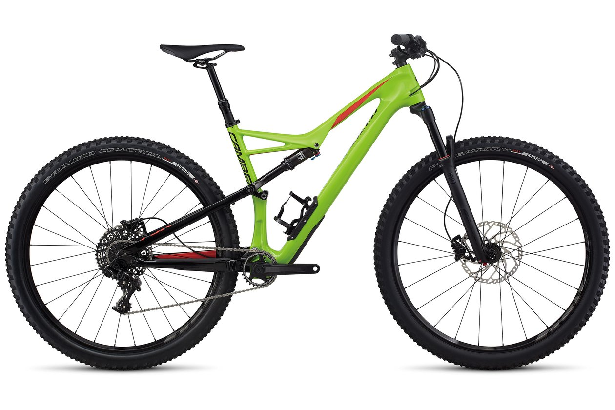 Specialized Camber FSR Comp Carbon - 2017 - 29 Zoll - Fully