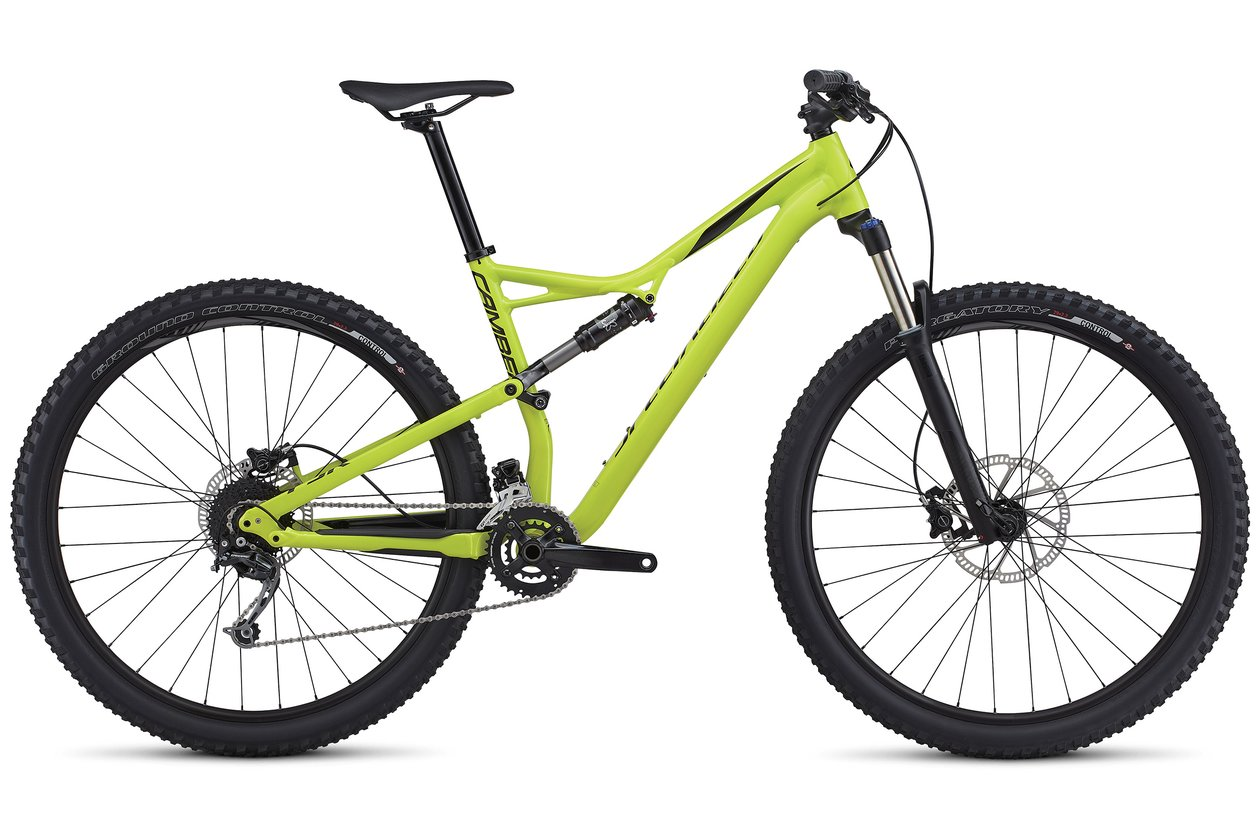 Specialized Camber FSR - 2017 - 29 Zoll - Fully
